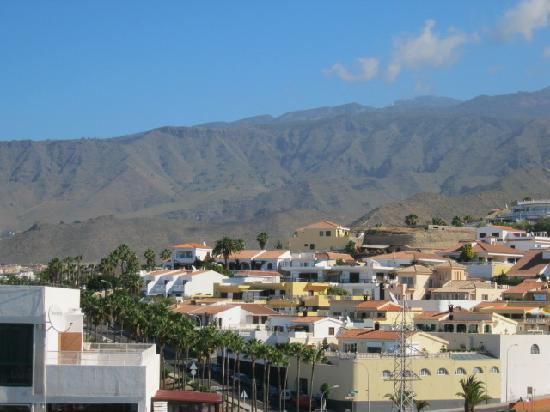 Hotel Ocean Ponderosa: views to rear