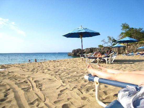 Casa Marina Beach & Reef: La plage privée