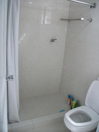 Hotel Beach House Playa Dorada: bathroom