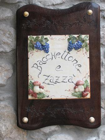 Castelforte, Italy: ingresso