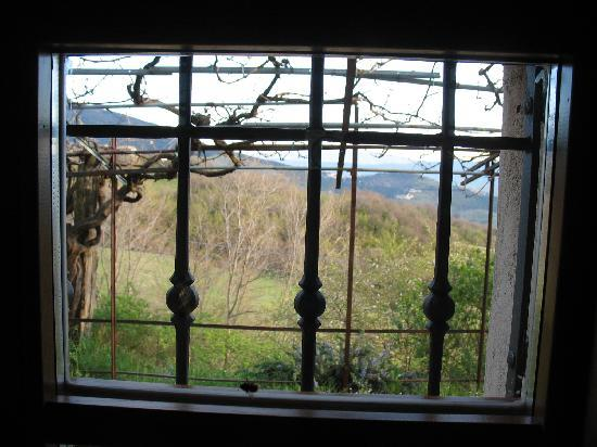 Alla Madonna del Piatto: A view from our room