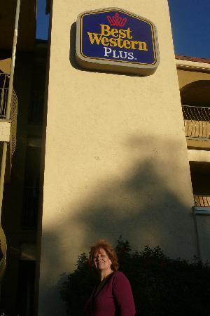 BEST WESTERN San Diego/Miramar Hotel: Frente de hotel