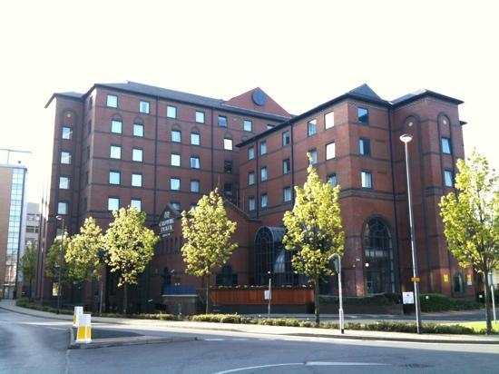 Crowne Plaza Hotel Spa