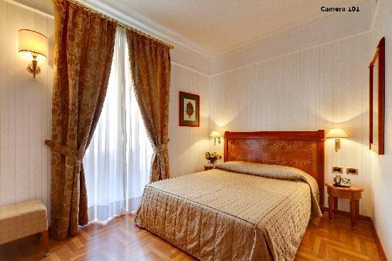 Residenza RomaCentro: deluxe room