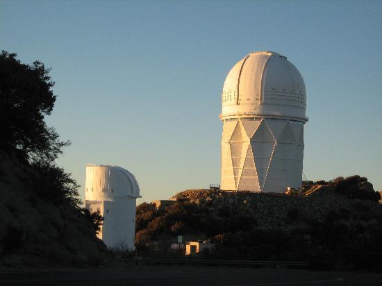 Sells, AZ: Kitt Peak Observatory