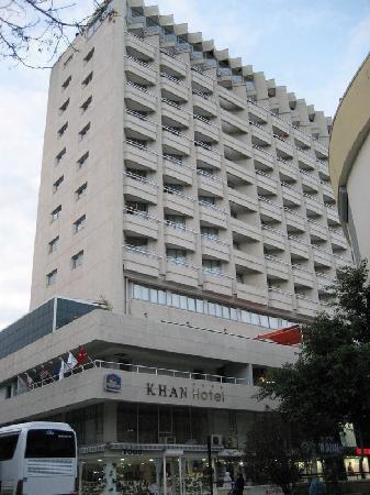 BEST WESTERN PLUS Khan Hotel: Khan Hotel Best Western