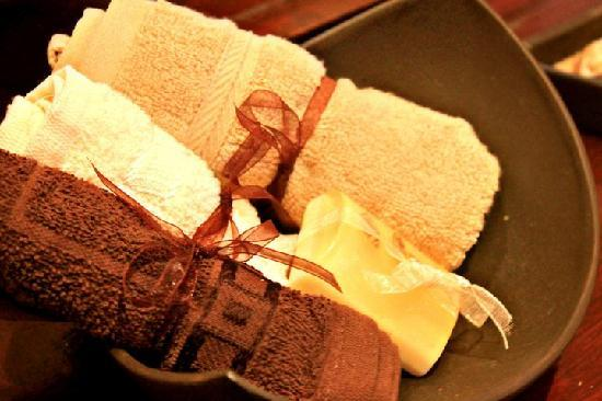 Day Spa: Details are our quality