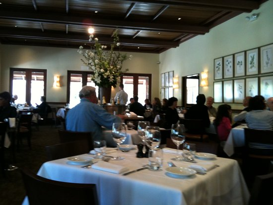 Livermore, CA: Inside the restaurant