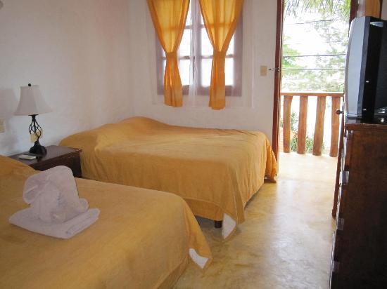 Hotel el Moro: bedroom