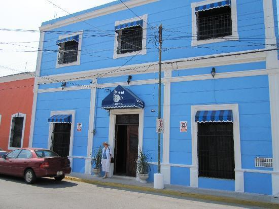 Hotel del Peregrino: exterior