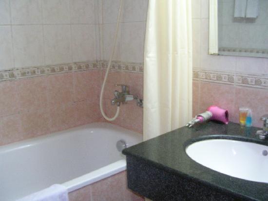 Sapa Golden Sea: salle de bains
