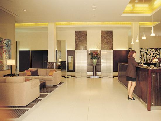 Adina Apartment Hotel Sydney, Central: Medina Executive Sydney Central - Hotel Lobby