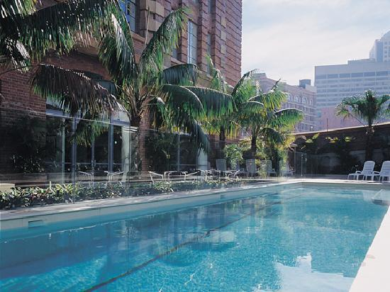 Adina Apartment Hotel Sydney, Central: Medina Executive Sydney Central - Hotel Pool