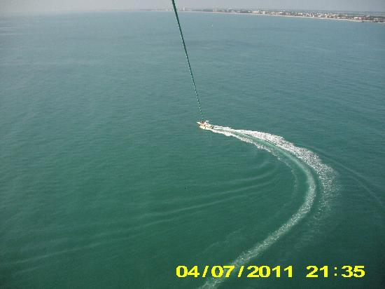 Port Canaveral, FL: 800 ft.!!!