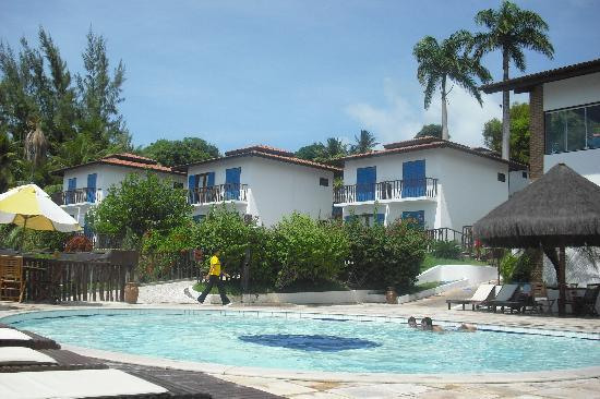 D Beach Resort: piscina