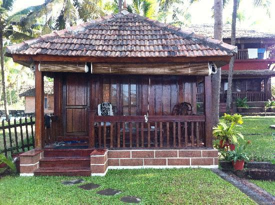 Blue Water Beach Resort: the best bungalow