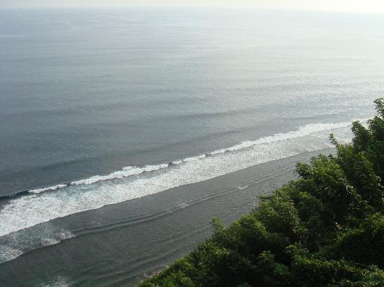 Alila Villas Uluwatu: view on the ocean
