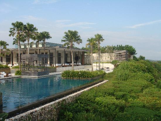 Alila Villas Uluwatu: amazing resort