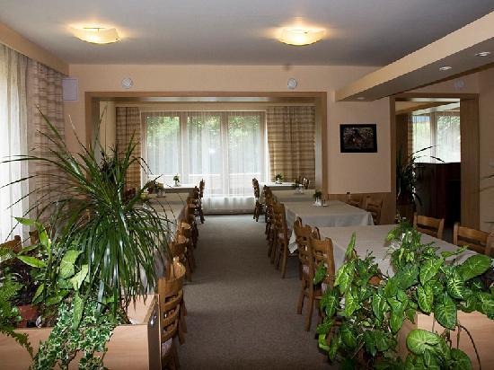 Hotel Jonathan : Dining room