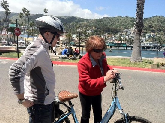 Tour Catalina - Electric Bike Package
