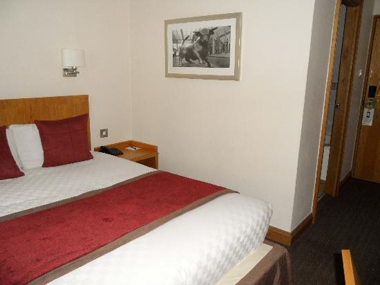 โรงแรมทริสเทิล เบอร์มิ่งแฮม ซิตี้: Decent room