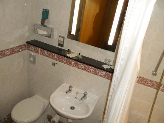 โรงแรมทริสเทิล เบอร์มิ่งแฮม ซิตี้: Clean and quite new