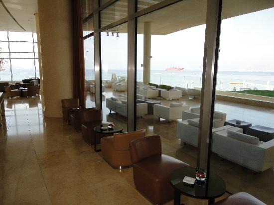 Kempinski Hotel Aqaba Red Sea: LE LOBBY BAR
