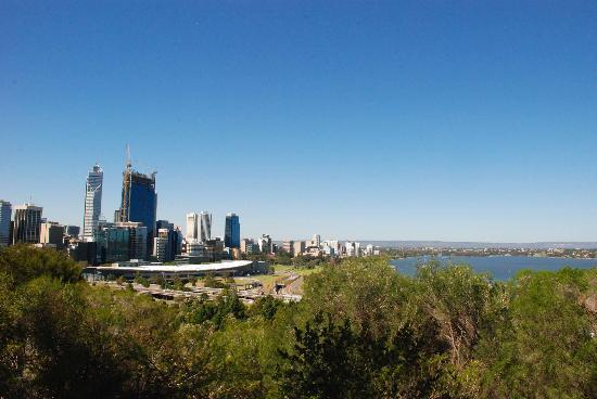 Perth, Avustralya: What a view!