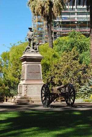 Perth, Australië: Respect