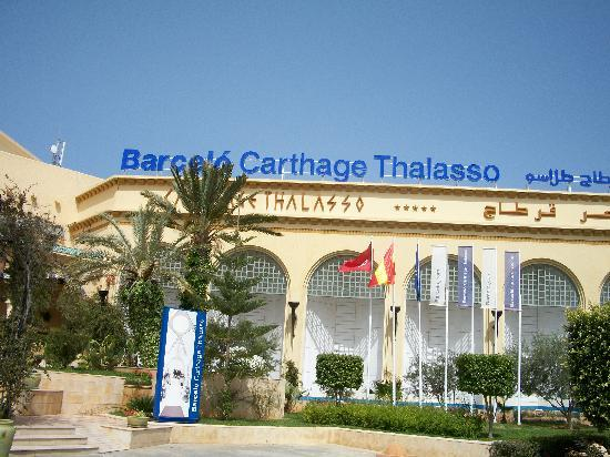 Entre  Photo De Carthage Thalasso Gammarth  Tripadvisor