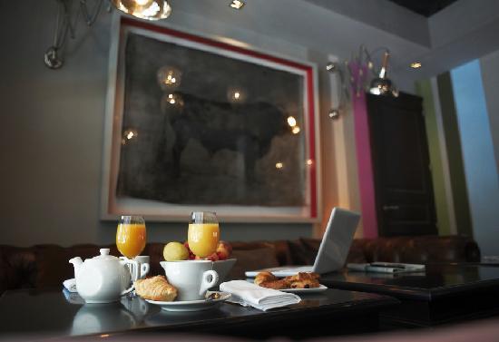 Small's : Le petit déjeuner d'affaire