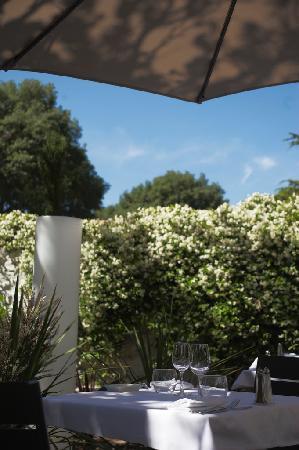 Small's : Le déjeuner sur la terrasse