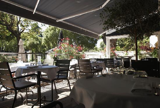 Small's : Une des plus belles terrasse de marseille