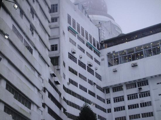 Genting Highlands, Malaysia: One of the Hotels