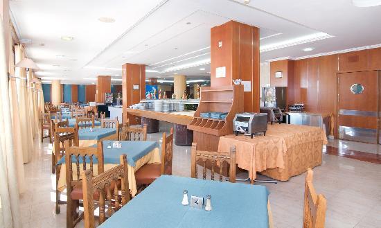 MedPlaya Hotel Villasol : Restaurant