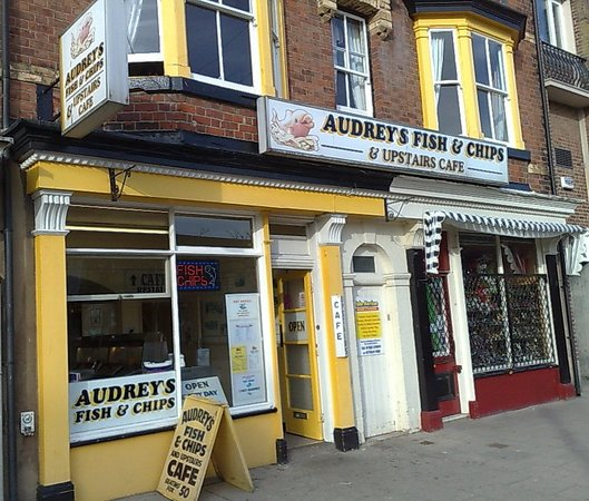 Audrey's Fish & Chips: Audrey's - Bridlington