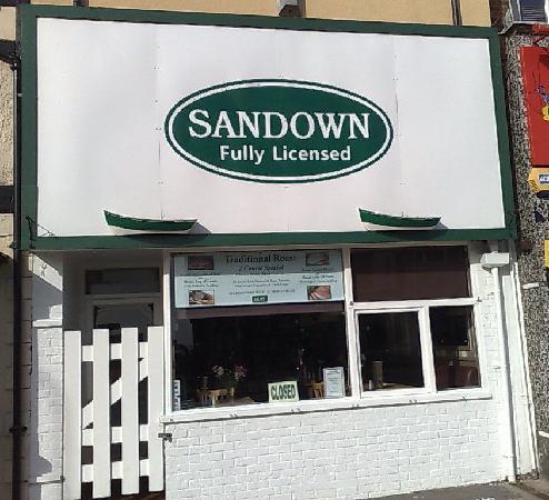 Sandown Restaurant & Cafe': Sandown - Bridlington