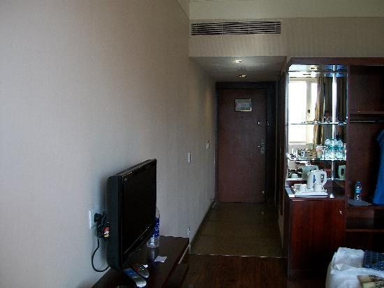 Vesta Maurya Palace: View of LCD TV