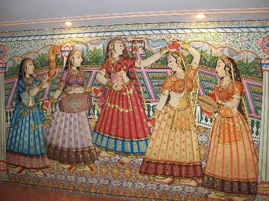 Vesta Maurya Palace: Painting