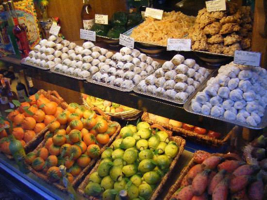 Catania, Italia: Pasta di Mandorle
