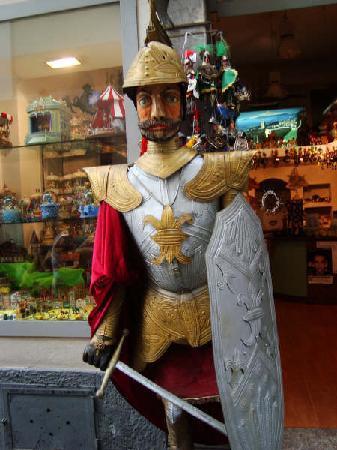 Catania, Italia: Il Pupo Siciliano