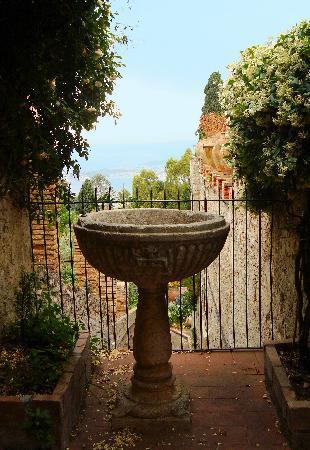 Catane, Italie : Taormina - Fontana