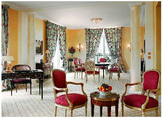 Le Bristol Paris: The Paris Suite