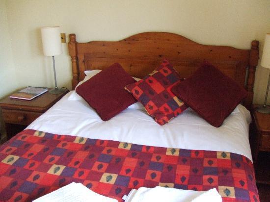 The Millers Arms: Room smart enough (just)