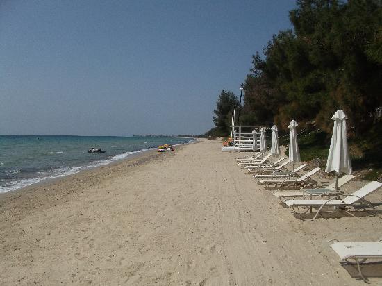 Ikos Oceania: Hotel Beach