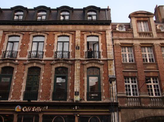 Theater Hotel Leuven: Hotel