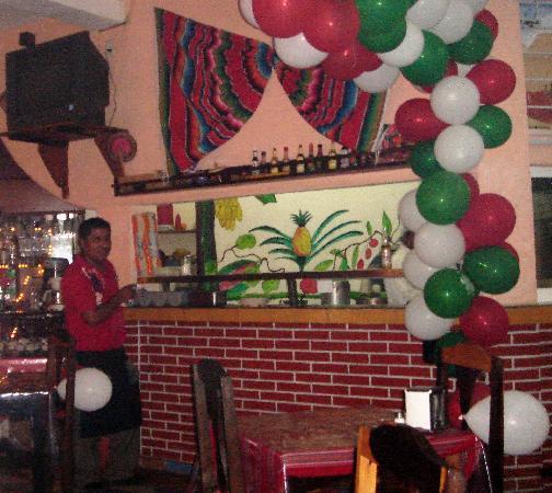 Celebrate at Los Amigos