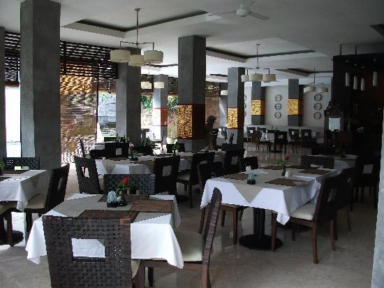 The Graha Cakra Bali Hotel: Restaurant