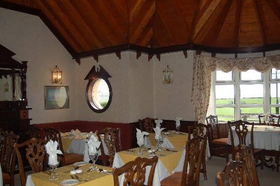 Aran View Country House: Resturant