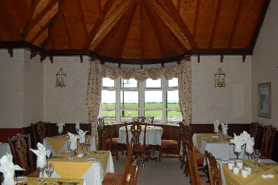 Aran View Country House: Restaurant